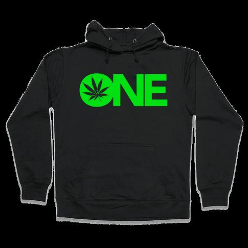 ONE Hooded Sweatshirt