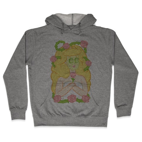 Sleeping Beauty's Spa Day Hooded Sweatshirt