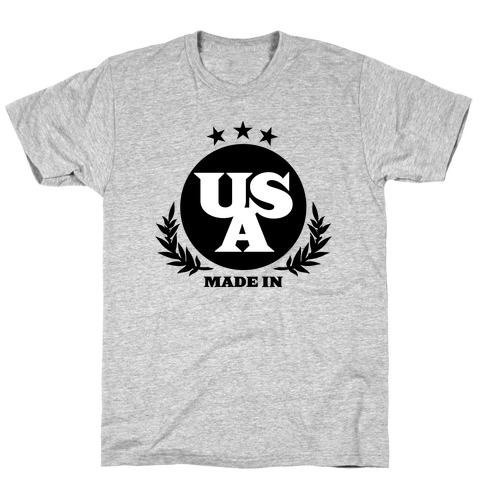 American Made Mens T-Shirt