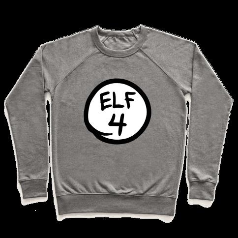 Elf Four Pullover