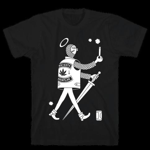 Knights Hemplar Mens T-Shirt