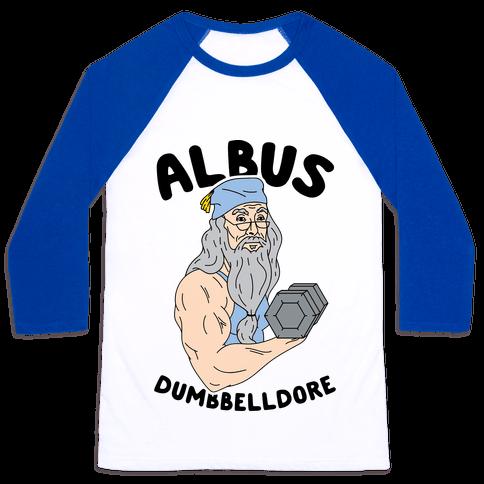 Albus Dumbbelldore Baseball Tee