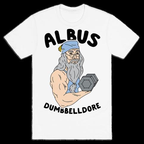 Albus Dumbbelldore Mens T-Shirt