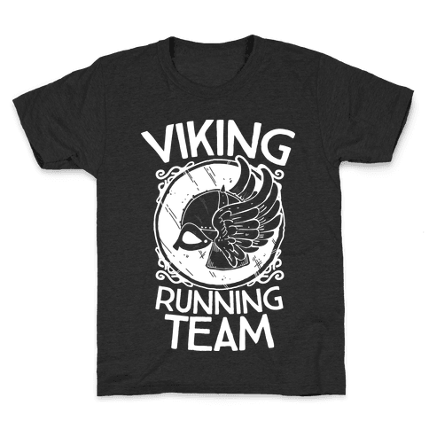 Viking Running Team Kids T-Shirt