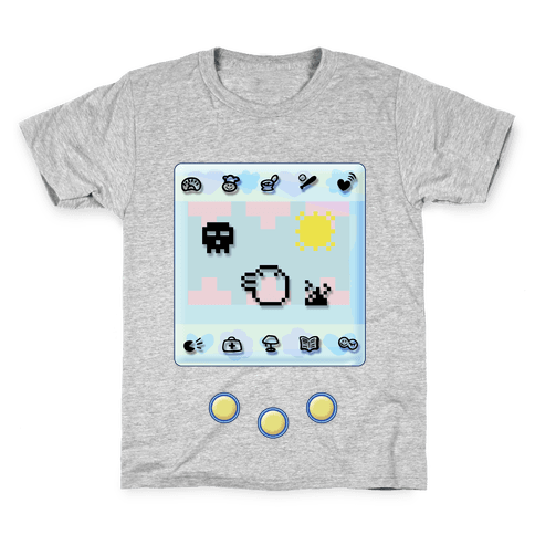 Digital Pet Kids T-Shirt