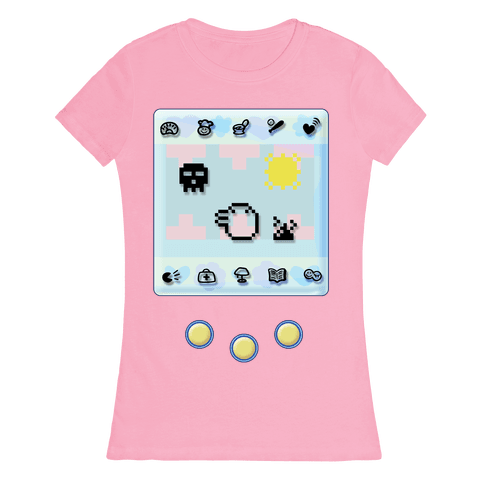 Digital Pet Womens T-Shirt