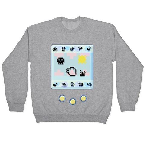 Digital Pet Pullover