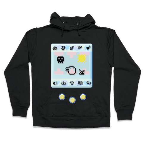 Digital Pet Hooded Sweatshirt