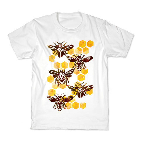 Bee Kingdom Kids T-Shirt