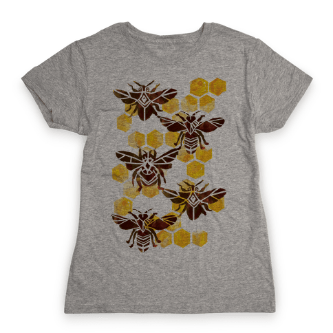 Bee Kingdom Womens T-Shirt