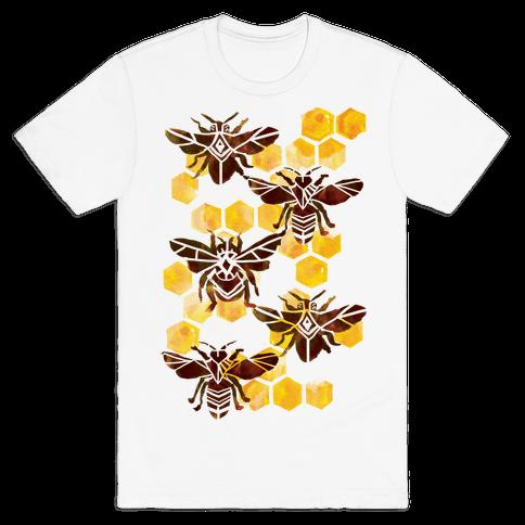 Bee Kingdom Mens T-Shirt