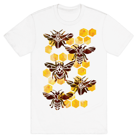Bee Kingdom Mens T-Shirt
