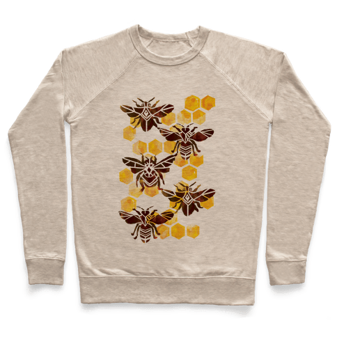 Bee Kingdom Pullover