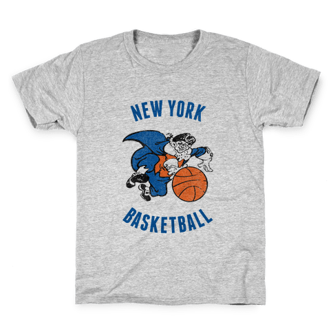 New York (Vintage) Kids T-Shirt