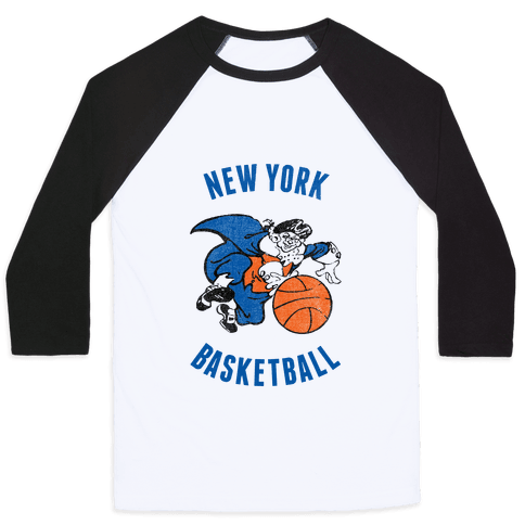 New York (Vintage) Baseball Tee