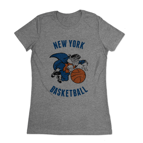 New York (Vintage) Womens T-Shirt