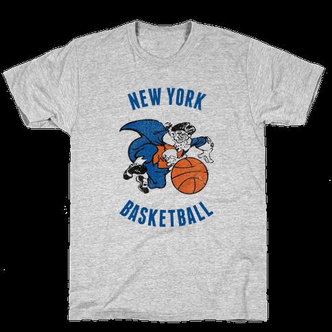 New York (Vintage) Mens T-Shirt
