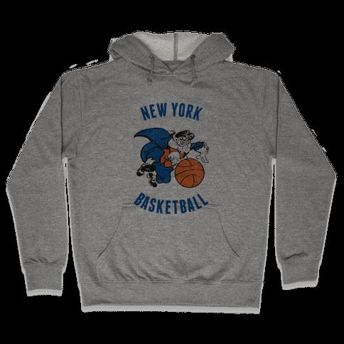 New York (Vintage) Hooded Sweatshirt