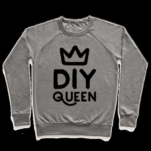 DIY Queen Pullover