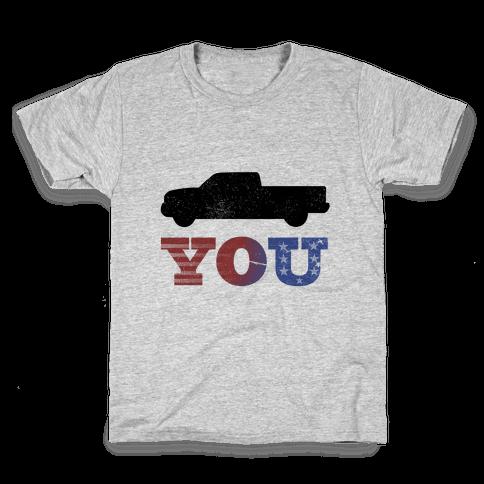 Truck You! Kids T-Shirt