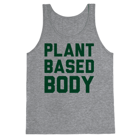 Plant-Based Body Tank Top