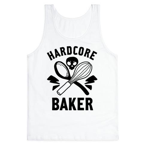 Hardcore Baker Tank Top