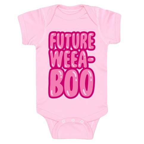 Future Weeaboo Baby Onesy