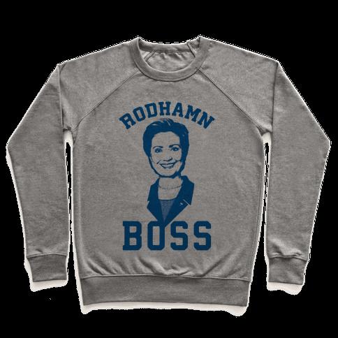 Rodhamn Boss Pullover