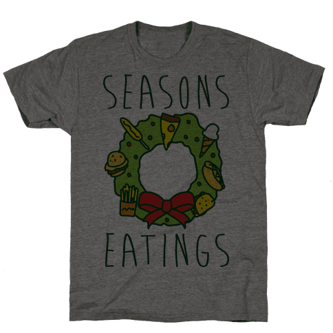 Season's Eatings Mens T-Shirt