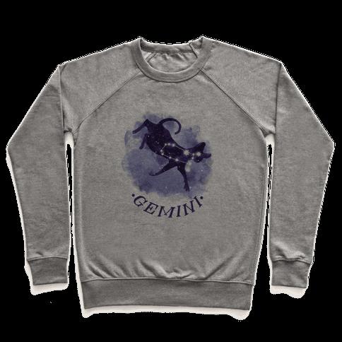 Cat Zodiac: Gemini Pullover