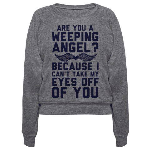 Are You A Weeping Angel?