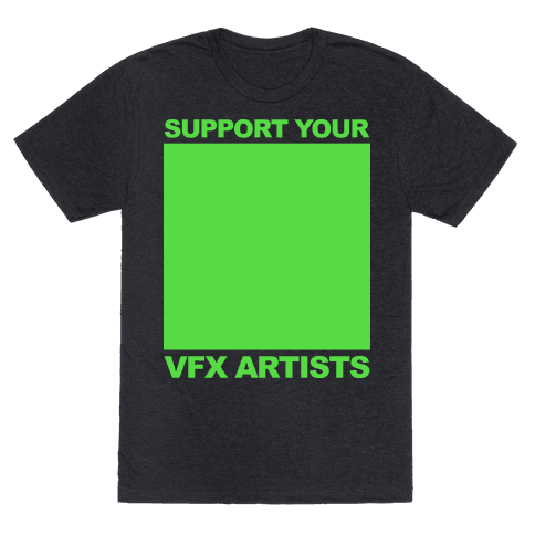 Support Your VFX Artist