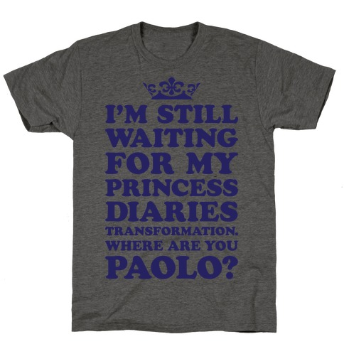 Where Are You Paolo? T-Shirt