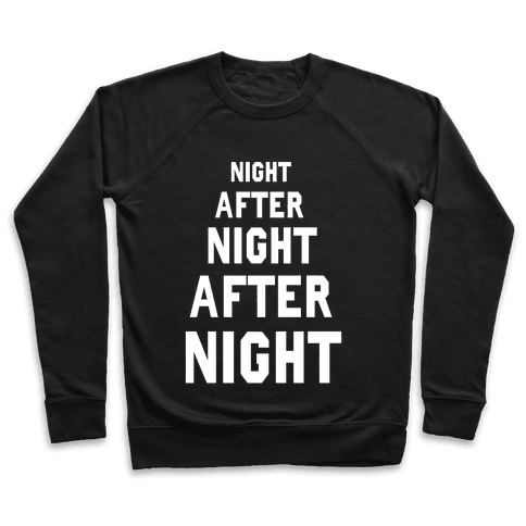 Night After Night Pullover
