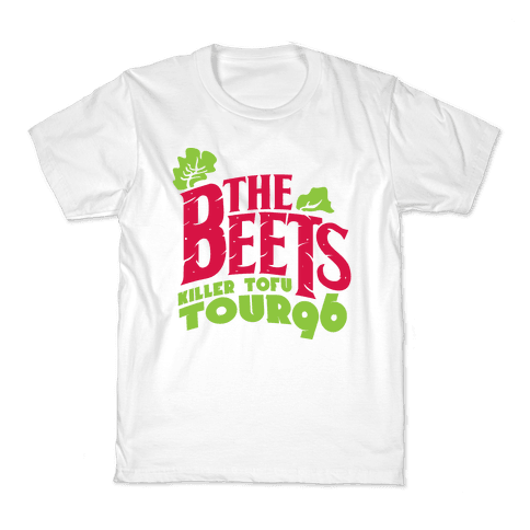 Beets Tour Kids T-Shirt