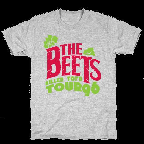 Beets Tour Mens T-Shirt