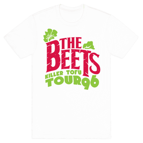 Beets Tour Mens T-Shirt