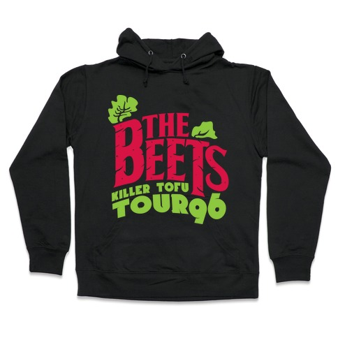 Beets Tour Hooded Sweatshirt