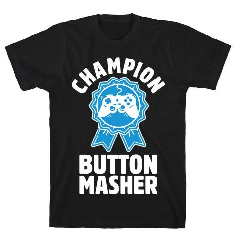 Champion Button Masher T-Shirt