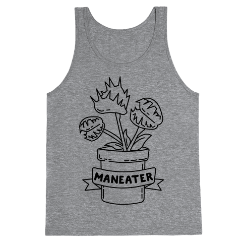 Maneater (Venus Fly Trap) Tank Top
