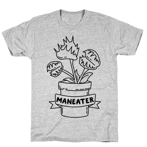 Maneater (Venus Fly Trap) T-Shirt