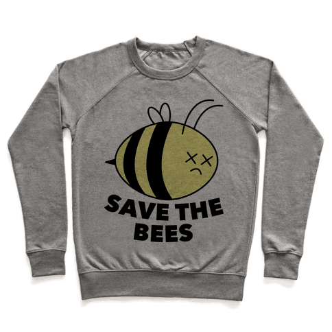 Save The Bees! Pullover