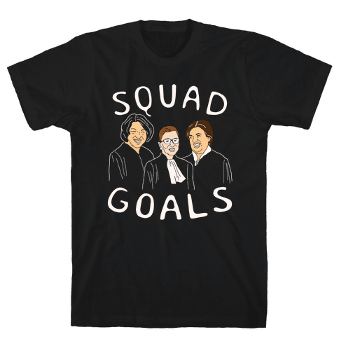 Squad Goals Mens T-Shirt