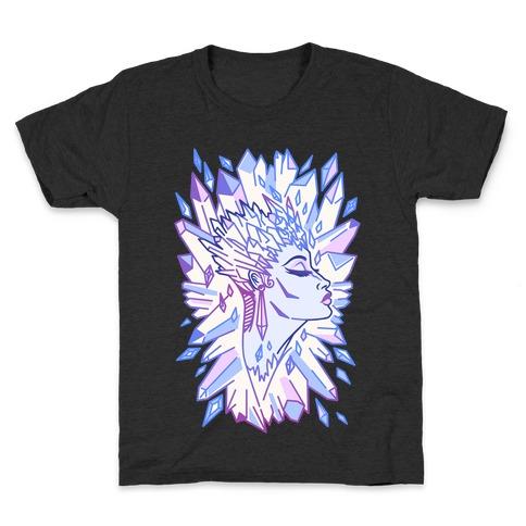 The Snow Queen Kids T-Shirt