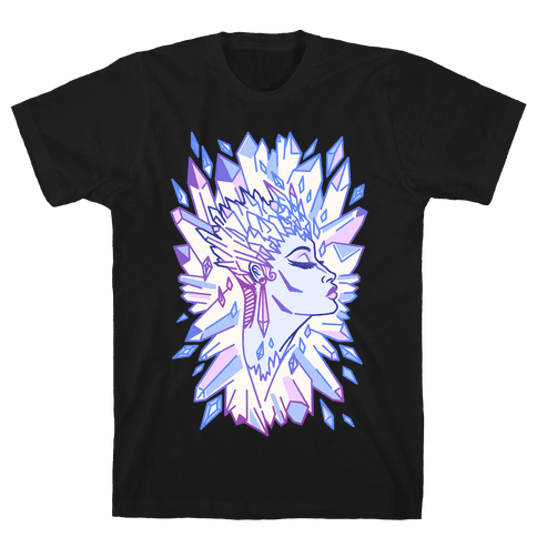 The Snow Queen Mens T-Shirt