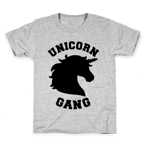 Unicorn Gang Kids T-Shirt