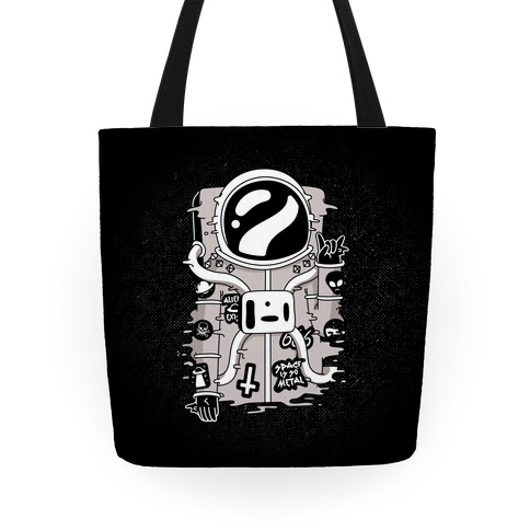Space Is So Metal Tote