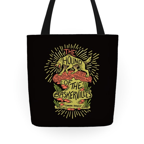 The Hound Of The Baskervilles Tote