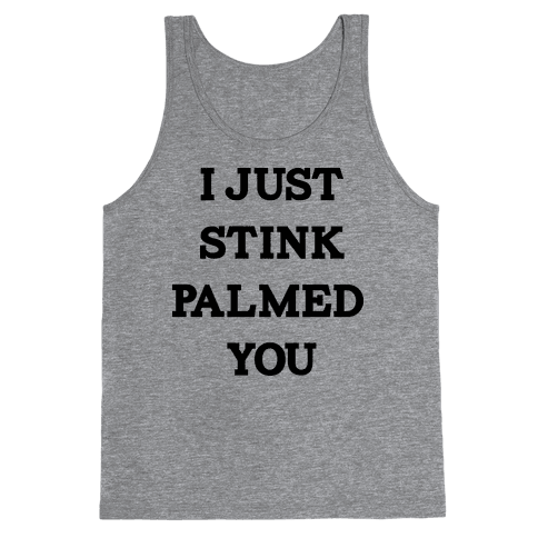 STINK PALM Tank Top