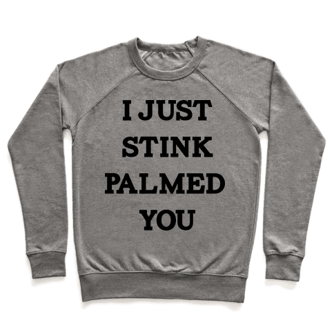 STINK PALM Pullover